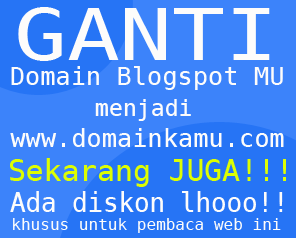 Jasa Setting Blogspot