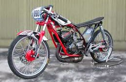 modifikasi motor drag rx king